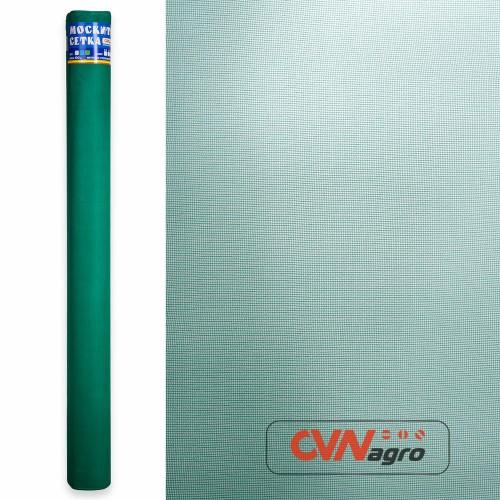 Сетка противомоскитная зеленая 0,9мх50м (леска)