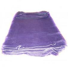 Мешок сетка   50х80см.  фиолетовый(упаковка100шт.)