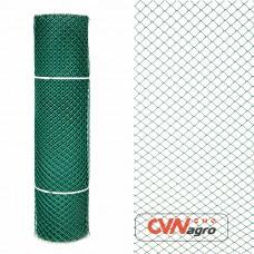 Сетка пластиковая (заборная) 1,5м*30м